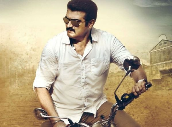 Ajith's special diet for Yennai Arindhaal