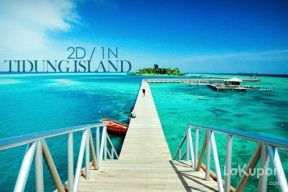 [61% Off] Enjoy Your Holiday 2D/1N at Tidung Island. Only Rp 276.000,-