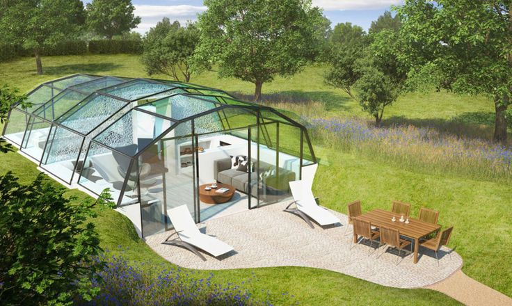 Could living in a glass house make you healthier? That's the idea behind the Photon Space - a tiny transparent home filled with natural light. The home was designed by a London-based team of architects and scientists who believe that sunlight can lead to reduced stress and improved health and happiness. The futuristic residence addresses privacy concerns with a smartphone app that can darken walls at a moment's notice.