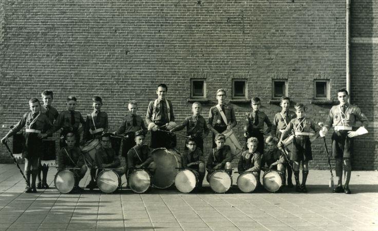 Drumband Jong Nederland 1957