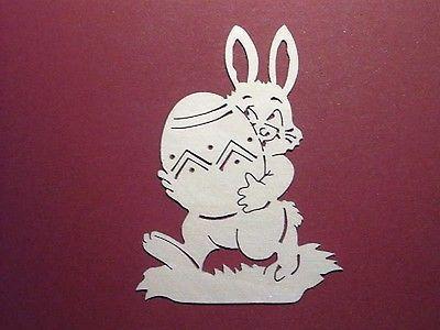 OSTERSCHMUCK - LA 6 / 002 - Laubsägearbeit von REGU - Laubsägearbeiten +++++++++