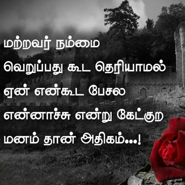 54 Best Tamil Quotes Images On Pinterest