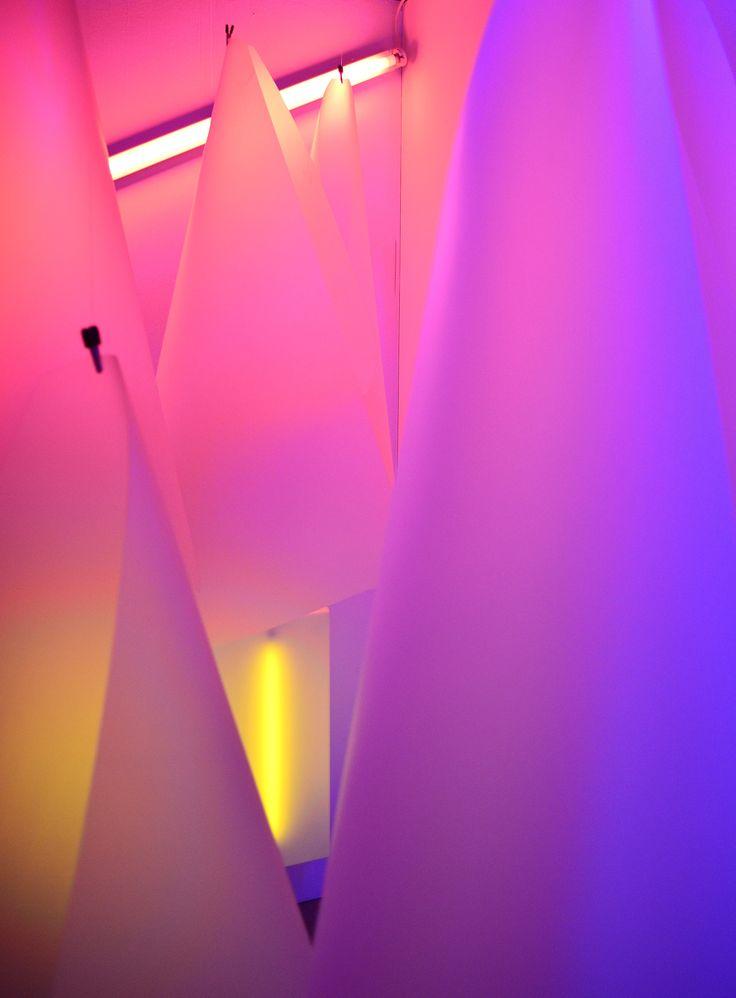 nasvícené objekty z plastu