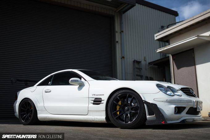 YouZealand Mercedes AMG SL55