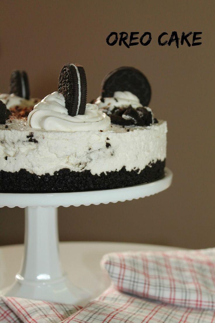 UnDiarioPerDueSorelle: Oreo Cheesecake - My Birthday Cake