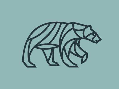 glass bear / scott hill