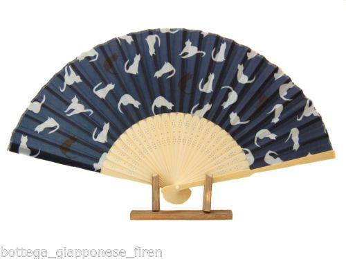 Modelli di ventagli tessuto bambù giapponesi | eBay