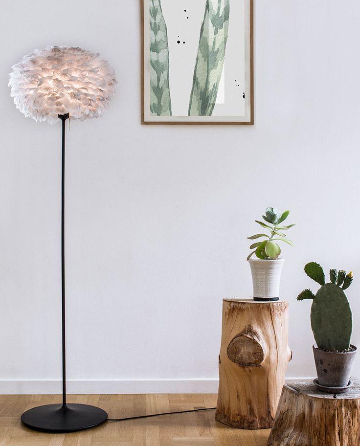 Se for deg en pendel-lampe … opp ned og delikat stigende opp fra gulvet. Det er VITA Champagne!