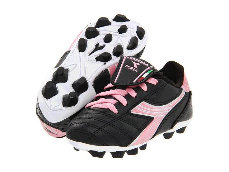 toddler soccer cleats. My daughter WILL have these.