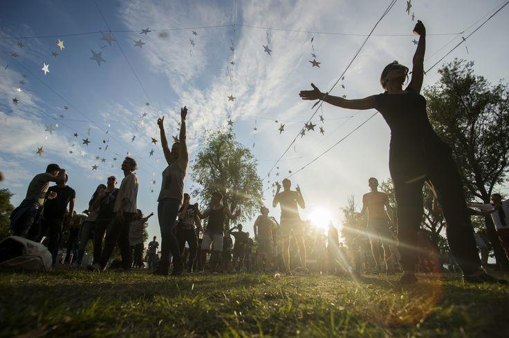 Életkép Zamárdiból Fotó: Balogh Zoltán - MTI #strand #strandfesztival #bmylake #zamardi #fesztival