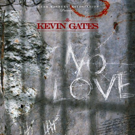 """Kevin Gates' wife will be holding down the fort while he serves his sentence for a gun charge. In his absence she will be releasing an album and decides to make the first release """"No Love""""."""