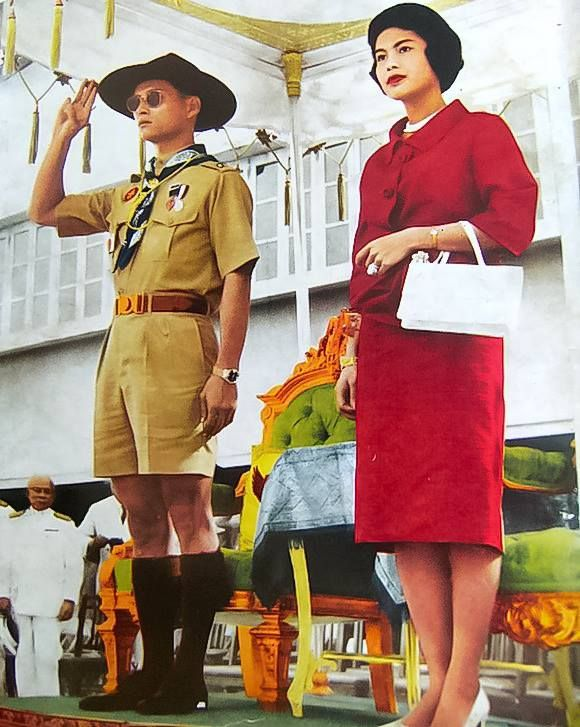 LONG LIVE HIS MAJESTY THE KING AND HER MAJESTY THE QUEEN OF THAILAND
