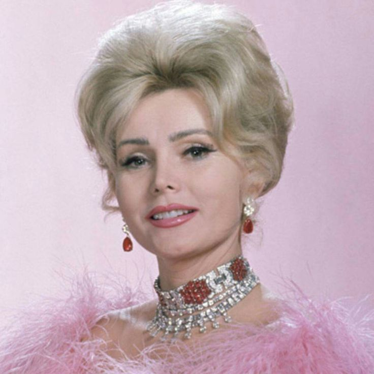 Rest in peace, Zsa Zsa Gabor. (February 6, 1917 – December 18, 2016)