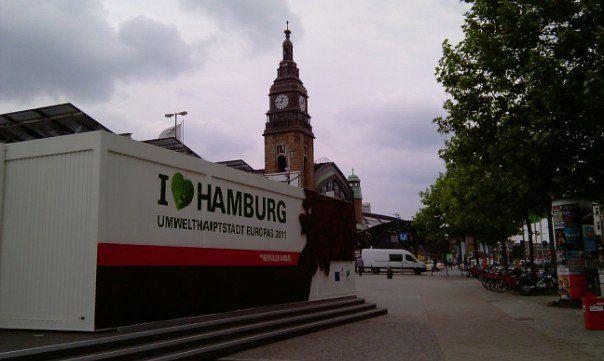 I love Hamburg