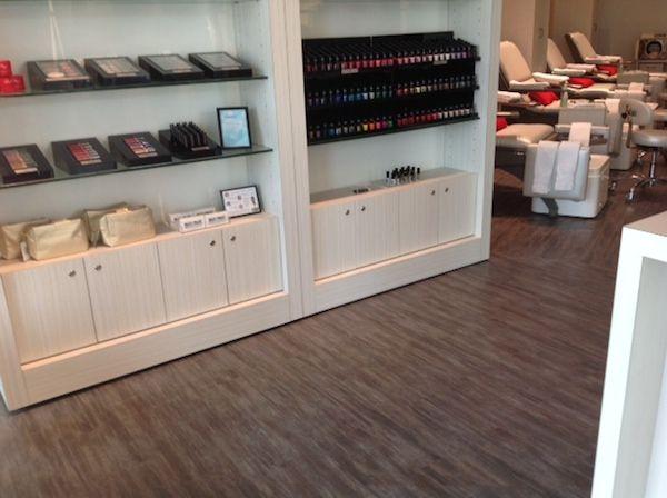 48 Best Images About Salon Flooring Design On Pinterest