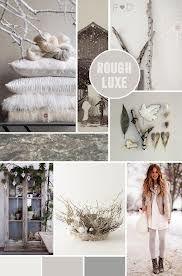 winter woodland wedding - Google Search