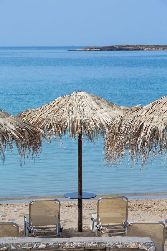 Kontaratos Beach, Paros, Greece