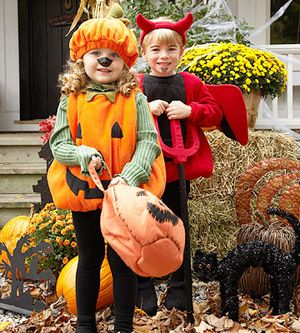 Halloween traditions for the family