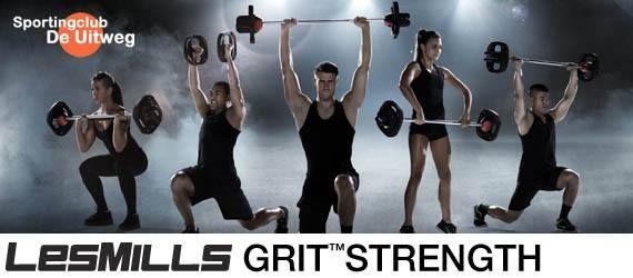 Do the GRIT: Super Fit, Super Snel!  Nu werken we bij Sportingclub de Uitweg natuurlijk al met intensieve trainingen van 30 minuten. Voorbeelden hiervan zijn 'Functioneel Trainen' en 'Cxworx'. Wij gaan dit naar een hoger level tillen, want binnenkort is er ook GRIT Strenght van Les Mills bij Sportingclub de Uitweg!!!!!!!!!!!!  Voor meer informatie bezoek onze website: http://www.sportingclubdeuitweg.nl/do-the-grit/