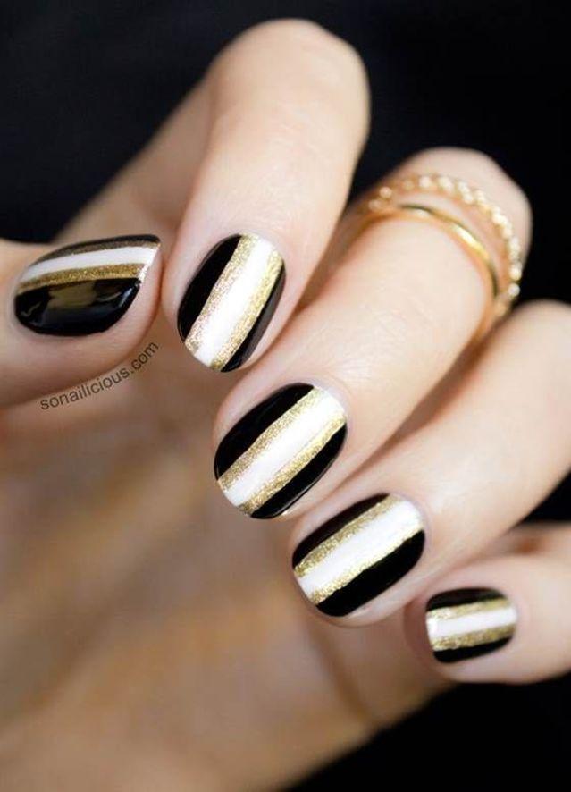 15 best Saints Nails images on Pinterest | Nail scissors, Make up ...