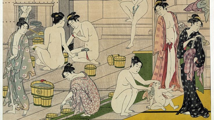 "The relatively liberal attitude towards such issues in countries such as Denmark, where nudity in the bathhouse is the norm, and in some cases mandatory, exemplifies how the practice might help renormalize a basic sense of diversity and break through the rigid laws that regulate the so-called ""normal body."""