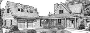 Oakdale - Home Plans LLC   Southern Living House Plans