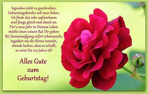 Alles Gute Zum Geburtstag Quotes Mcclelland Wünsche Zur Geburtstag