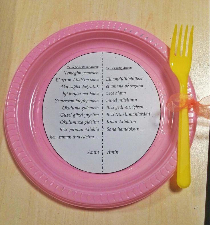 Yemek duasi etkinligi