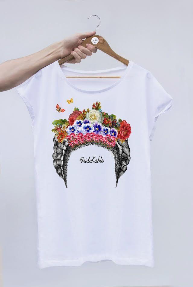 24ed3e426d7cfe Resultado de imagen para blusas bordadas de frida kahlo   Frida ...
