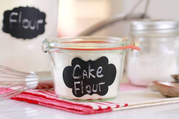 How to Make Cake Flour (Bold Baking Basics)