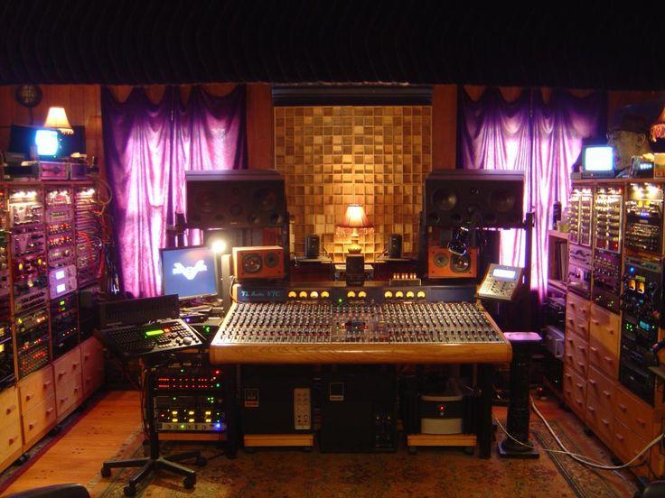 Home Studio Design. Basement studio of GS member  ldquo 197 best Home Studio images on Pinterest Music studios