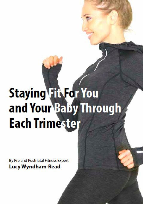How to focus on staying fit and healthy during your pregnancy. Working through each trimester this book will give you a exercise and a healthy eating plan
