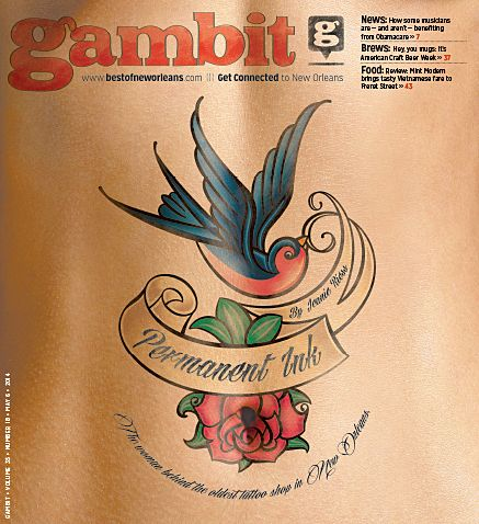 129 best gambit covers images on pinterest new orleans for Tattoo shops french quarter new orleans