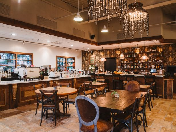 """Brew Haha: Greenville, Del. : Brew Haha started with the goal of bringing the owner's love of Italian coffee culture to Delaware, and 20 years later it's been such a success that it has expanded to 10 shops. The newest location in Greenville is called """"a cafe on steroids,"""" boasting seldom-seen brew methods like Seraphim and Siphon (the owner's personal favorite), as well as a menu of small plates and a serious cocktail program. But don't let the Negronis fool you: With the modest rustic…"""
