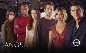Angel foi uma série da televisão dos Estados Unidos que durou cinco temporadas de sucesso entre 1999 e 2004, na rede WB. A série é um spin-off de Buffy the Vampire Slayer (intitulada Buffy, A Caça-Vampiros no Brasil e Buffy, A Caçadora de Vampiros em Portugal), contando a vida do vampiro com alma Angel, lutando em Los Angeles contra o Mal.