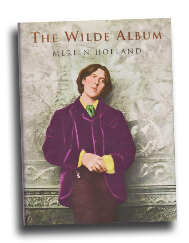 The Wilde Album, Merlin Holland