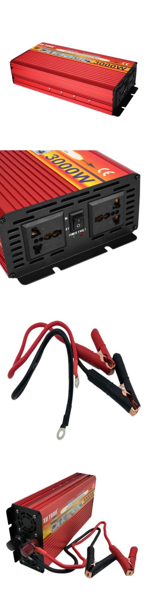 best ideas about inverter ac solar power power inverters 3000w watts peak car power inverter converter 12v dc to 220v ac