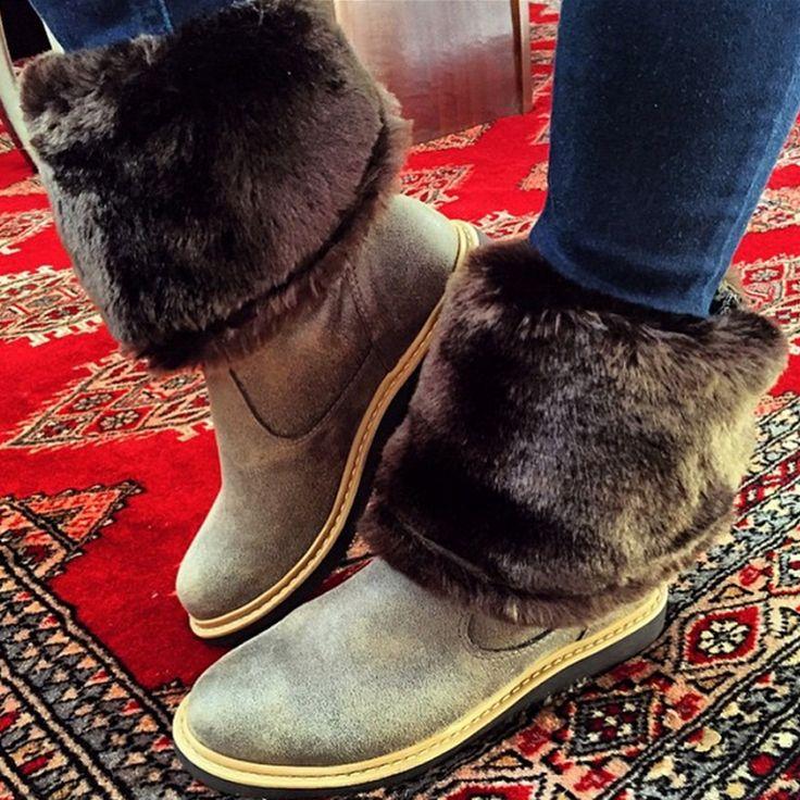 1 bota, 4 opções! Mude de look sem udar de roupa com as botas Sylt.  #adoro #adoropresentes #lojavirtual #lojaonline #bota #otk #sylt