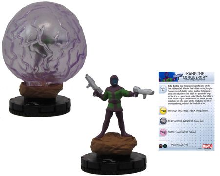 Kang the Conqueror #104 Age of Ultron Marvel Heroclix