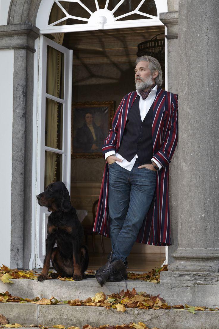 de la mode de la ville de paris robe de chambre d homme eric emo ...