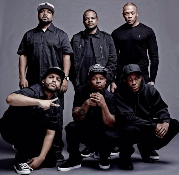 While in Australia, Ice Cube surprised fans with the first previews of the upcoming N.W.A. biopic, Straight Outta Compton. Watch the 1:42 sec trailer up top