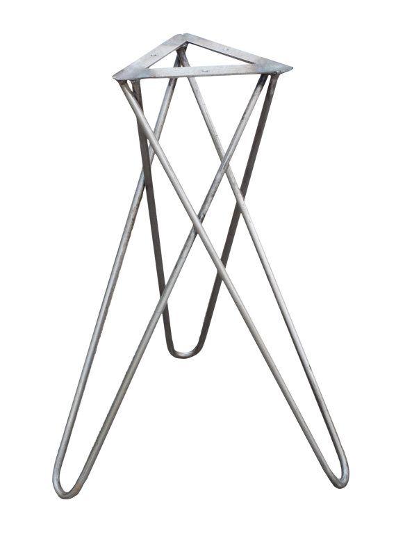 Atom Hairpin Legs Table Legs Base DIY by GhobashiDesignCo on Etsy