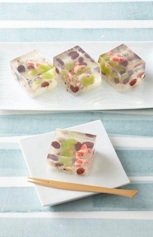 Natsu no Wagashi ขนมหวานโบราณญี่ปุ่น ประณีต และน่ารักมากๆ