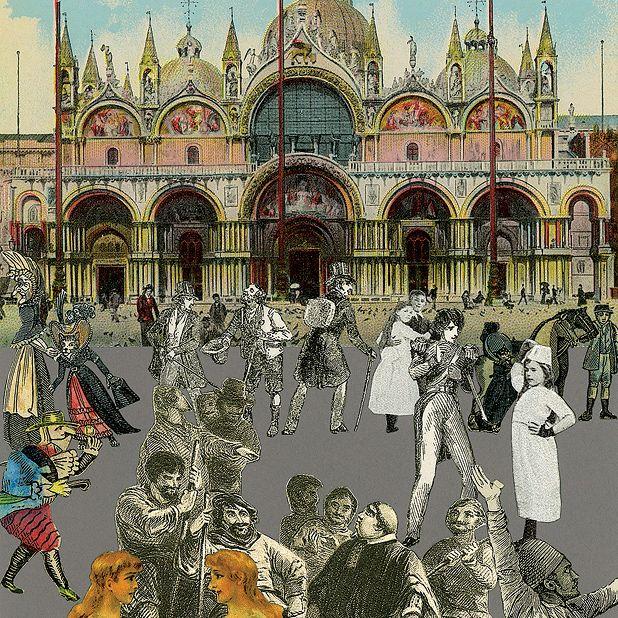 Peter Blake: Venice