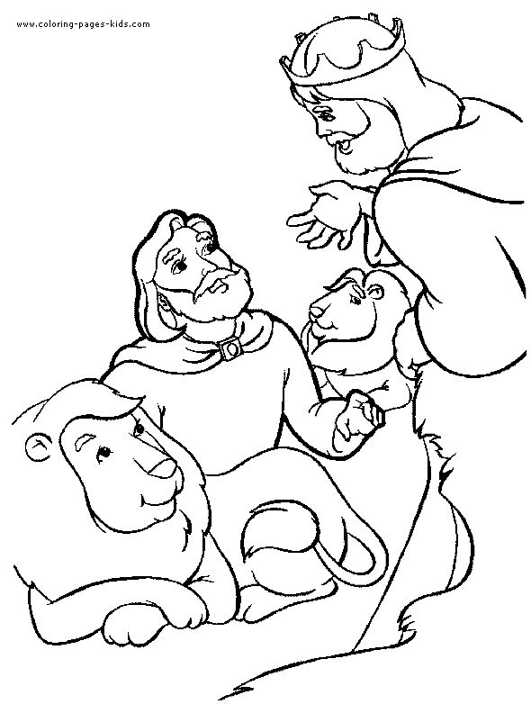coloring pages of bible stories - photo#25