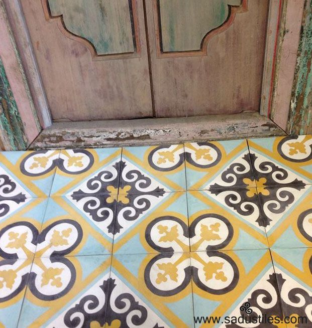 200 Best Sadus Tiles Hand Made Cement Tiles 4 Images On