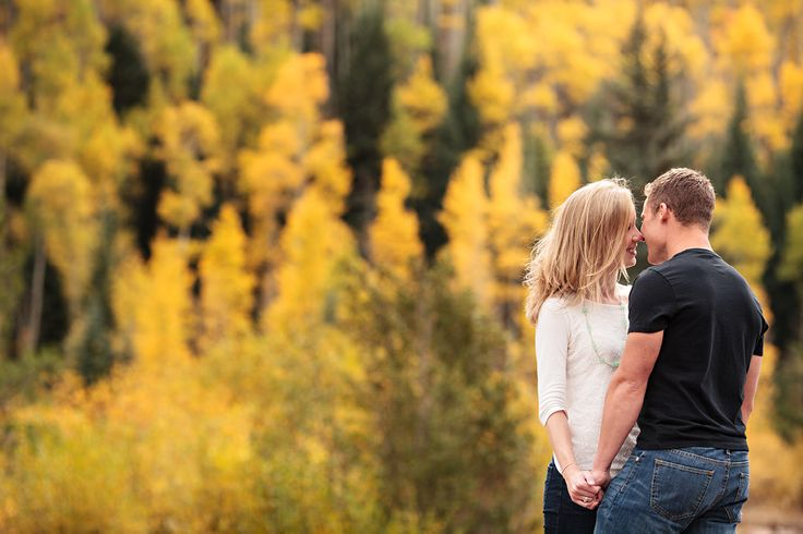Engagement Photos in #Vail #Colorado