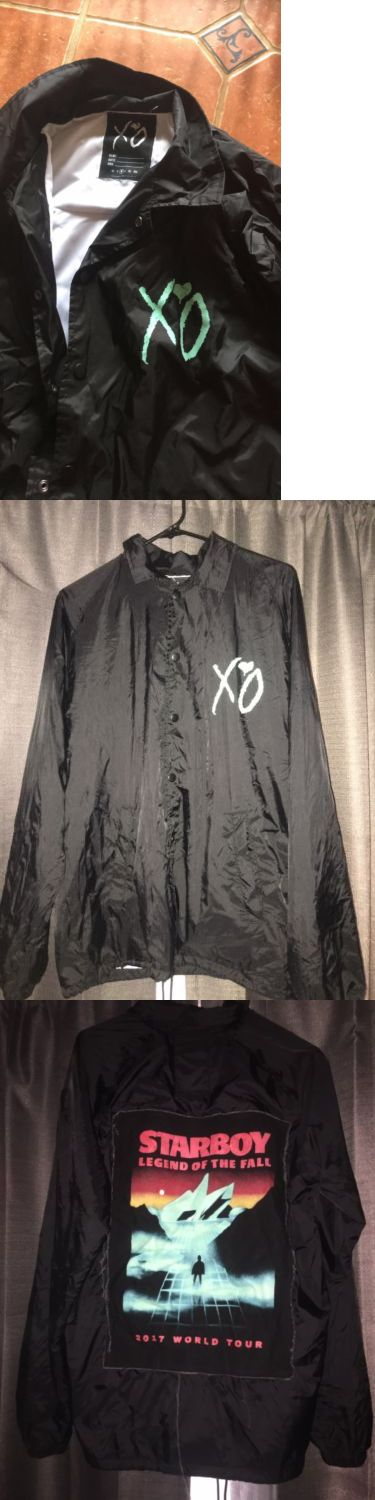 Outerwear 155195: 2017 The Weeknd Lotf Tour Jacket -> BUY IT NOW ONLY: $120 on eBay!