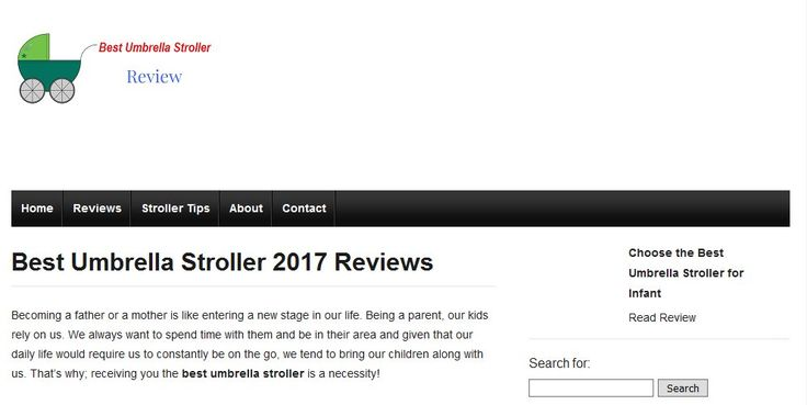 Choosing the best umbrella stroller for your baby is not a simple task so this amazing guide will assist you to find the trustworthy stroller with ease. http://bestumbrellastrollerreview.com