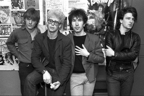 Hace 35 años, la banda de musica rock U2 aparecia por primera vez en la televisión americana, en el programa Tomorrow de Tom Snyder